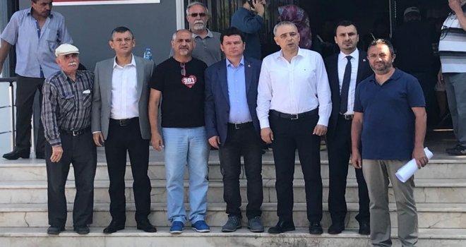 Milletvekili Bakırlıoğlu; ''Soma Davasına Sahip Çıkalım''