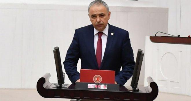 """Milletvekili Bakırlıoğlu, """"Termik Santraller Zehir Saçıyor"""""""