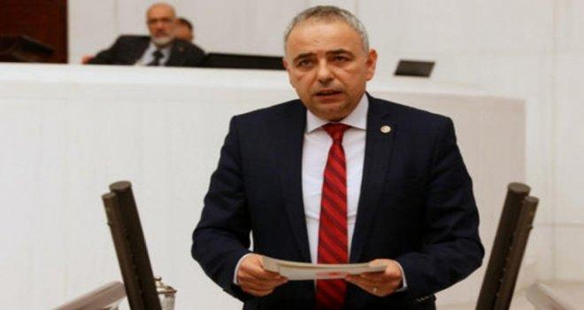 Milletvekili Bakırlıoğlu; ''TKİ Kimleri Koruyor''
