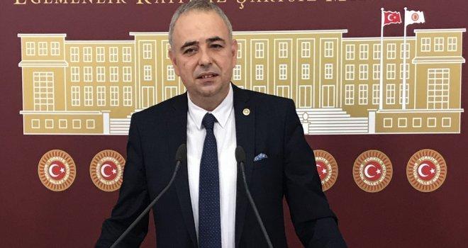 Milletvekili Bakırlıoğlu; ''Zirai İlaç ve Gübre Bayileri Baskı Altında''