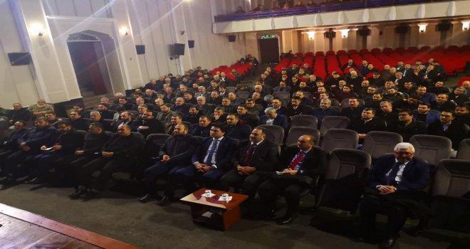 Mustafa Akgül'den Akhisarlı Din Görevlilerine Konferans