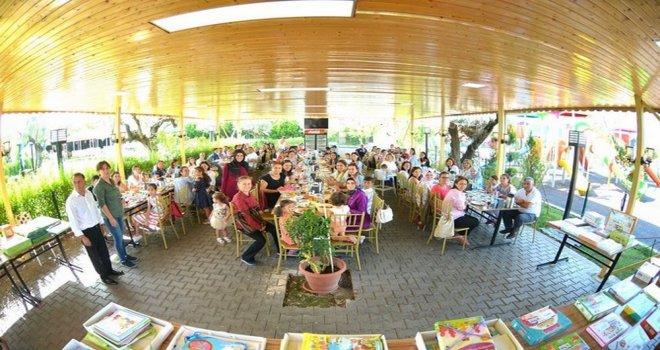 Okul öncesi öğretmenleri kahvaltıda Ütopia'da buluştu