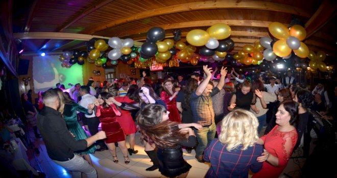 Otel Tütün'de Muhteşem Yılbaşı Kutlaması