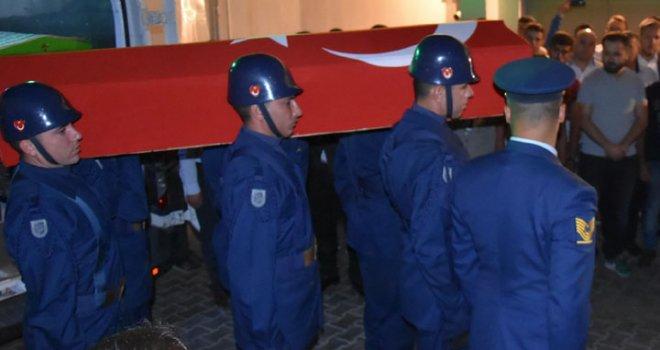 Şehidimiz Jandarma Er Ahmet Tezcan memleketinde