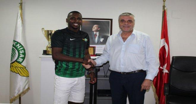 Sissoko Akhisar Belediyespor'da