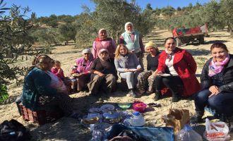 Akhisar Kadın Meclisi Hasadı Şenliğe Çevirdi