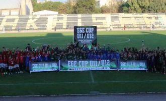 11 ve 12 yaş Ege Cup turnuvası sona erdi