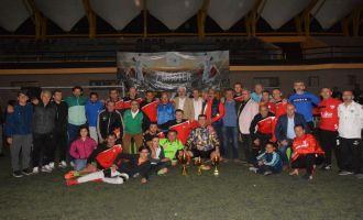 559. Çağlak Masterler futbol turnuvasında 1970 Akhisar Masterler şampiyon oldu