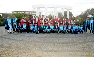 8. Sınıf Öğrencileri Mezuniyetlerini Kutladı
