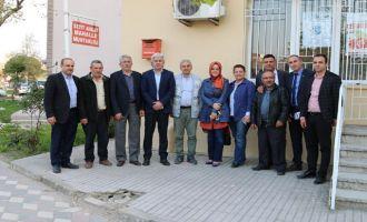 AK Parti, Akhisarlı muhtarlara Cumhurbaşkanlığı Hükümet Sistemi anlatıldı