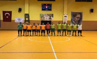 Akhisar 3. Futsal Turnuvası başladı
