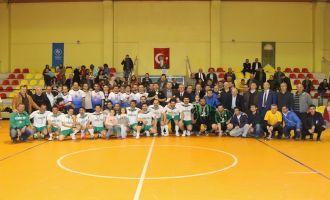 Akhisar 3.Futsal Turnuvası kayıtları başladı