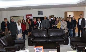 Akhisar, Avrupalı öğretmenleri konuk etti