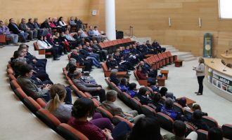 Akhisar Belediye personeline Öfke Kontrolü ve Stres Yönetimi eğitimi