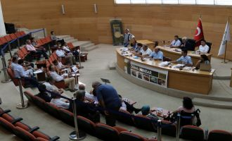 Akhisar Belediyesi 2017 ağustos ayı olağan meclis toplantısı yapıldı