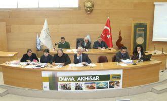 Akhisar Belediyesi 2017 Şubat Ayı olağan meclis toplantısı yapıldı