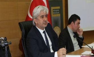 Akhisar Belediyesi 2017 yılı ilk meclisi yapıldı