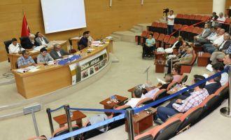 Akhisar Belediyesi 2018 Eylül ayı meclis toplantısı yapıldı