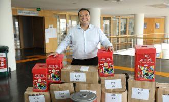 Akhisar Belediyesi, 250 Kilo Atık Pil Topladı