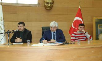 Akhisar Belediyesi Aralık ayı meclisi 2.oturumu yapıldı