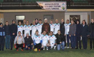 Akhisar Belediyesi Eşref Yücetürk turnuvası başladı