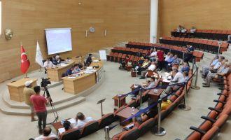 Akhisar Belediyesi Eylül ayı olağan meclis toplantısı yapıldı