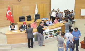 Akhisar Belediyesi, Ramazan davulu ihalesi gerçekleştirildi