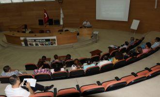 Akhisar Belediyesinde gelir artırıcı çalışmalar semineri