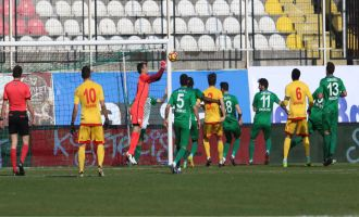 Akhisar Belediyespor: 0 Kayserispor: 0