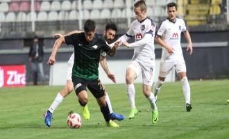 Akhisar Belediyespor: 0 Medipol Başakşehir: 2