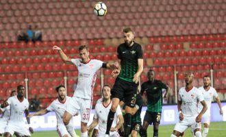 Akhisar Belediyespor; 1 - Sivasspor; 0