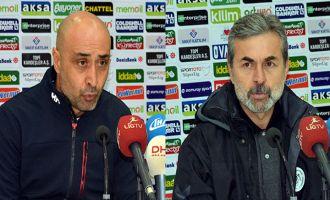 Akhisar Belediyespor, Atiker Konyaspor maçı ardından