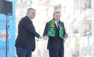 Akhisar Belediyespor Başkanı Hüseyin Eryüksel'den teröre lanet