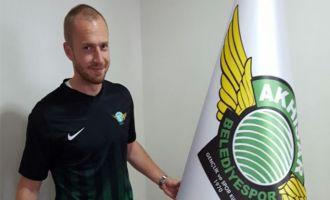 Akhisar Belediyespor Daniel Larsson'u transfer etti