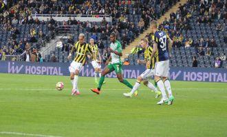 Akhisar Belediyespor, Fenerbahçe deplasmanından eli boş dönüyor