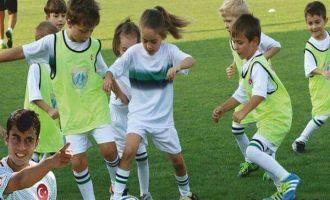 Akhisar Belediyespor futbol okulu 3 Temmuz'da başlıyor