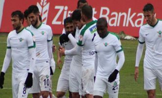 Akhisar Belediyespor kupada ilk galibiyetini aldı