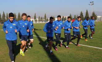 Akhisar Belediyespor, Osmanlıspor maçı hazıklarına başladı