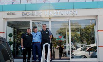 Akhisar Belediyespor sağlık kontrolünden geçti