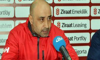 Akhisar Belediyespor Teknik Direktörü Tolunay Kafkas; taraftar çok haklı