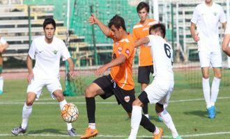 Akhisar Belediyespor U21 takımı Adanaspor'u 2-1 yendi