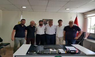 Akhisar Belediyespor'a Konyalı sponsor
