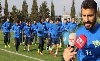 Akhisar Belediyespor'da Adanaspor hazırlıkları tamamlandı