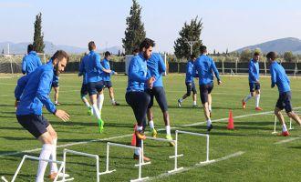 Akhisar Belediyespor'da Başakşehir maçı hazırlıkları