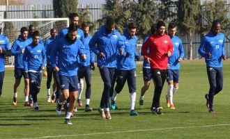 Akhisar Belediyespor'da Bursaspor hazırlıkları tamamlandı