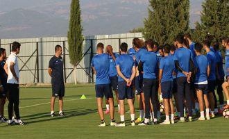 Akhisar Belediyespor'da Galatasaray hazırlıkları başladı