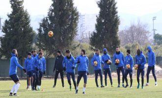 Akhisar Belediyespor'da Galatasaray hazırlıkları