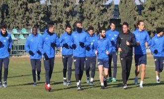Akhisar Belediyespor'da kupa hazırlıkları başladı