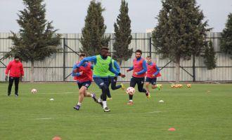 Akhisar Belediyespor'da kupa maçı hazırlıkları