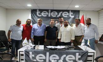Akhisar Belediyespor'un isim sponsoru Teleset Mobilya